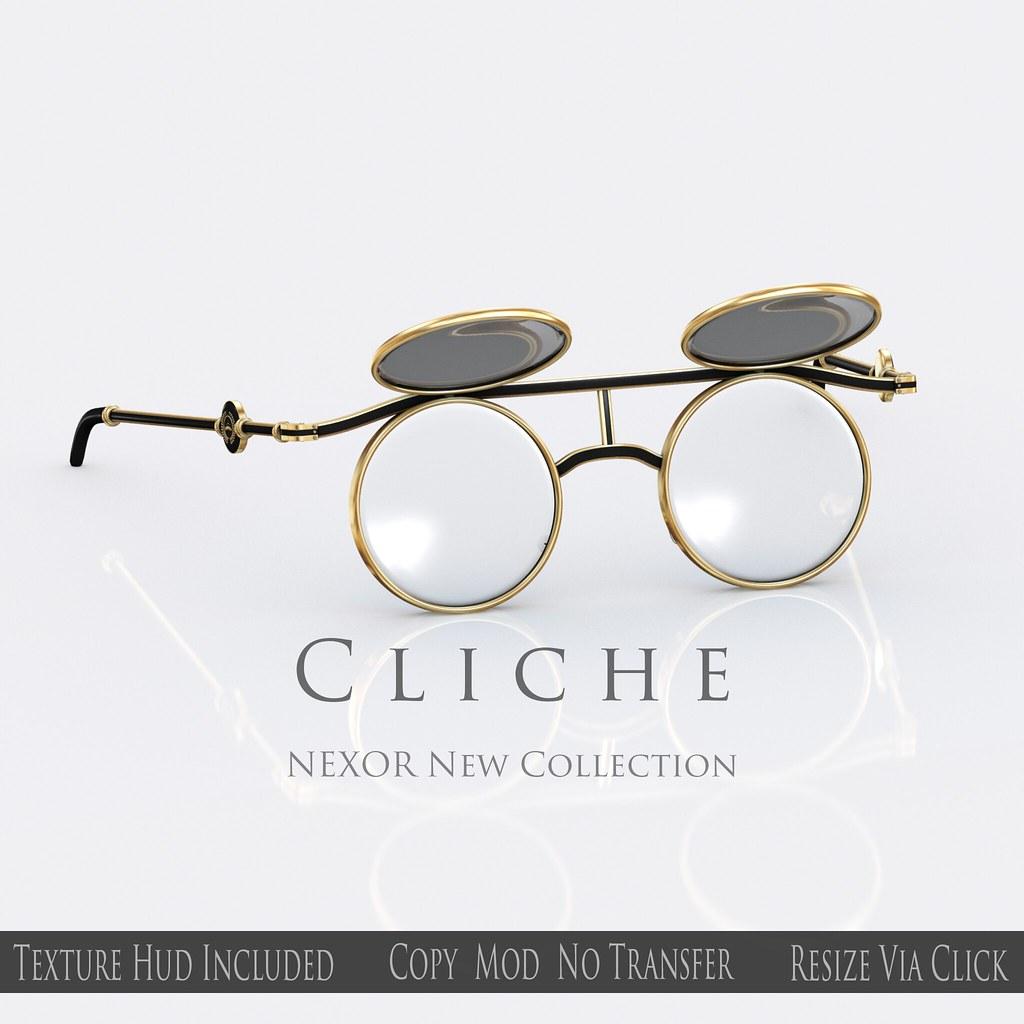 NEXOR – Cliche Shadez – Ad