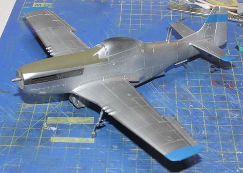 N.A. P-51D Mustang, Airfix 1/48 - Sida 4 43760102802_fee0dfa319