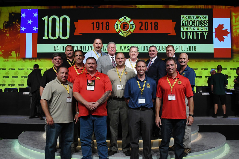 IAFF Centennial Convention - Seattle, WA 2018