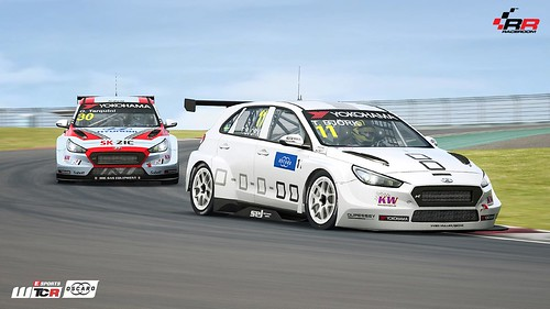 RaceRoom Hyundai i30 N TCR 2RaceRoom Hyundai i30 N TCR 1