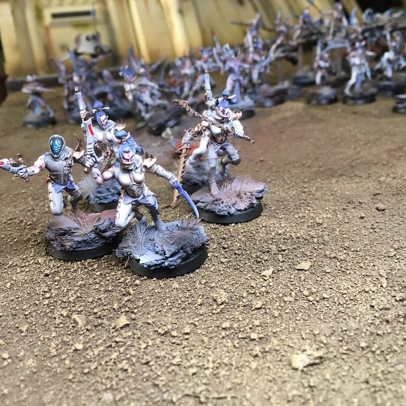 Medal of Colors Indomitus Crusade Armies-14