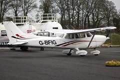 G-BFIG | Privately owned | Reims FR172K | CN 0615 | Built 1977 | EIWT