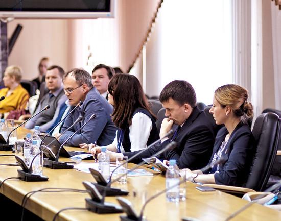 Заседание форума МИНГЕО Сибирь