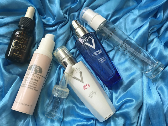Empties Serums Essences Vichy Origins Atorrege