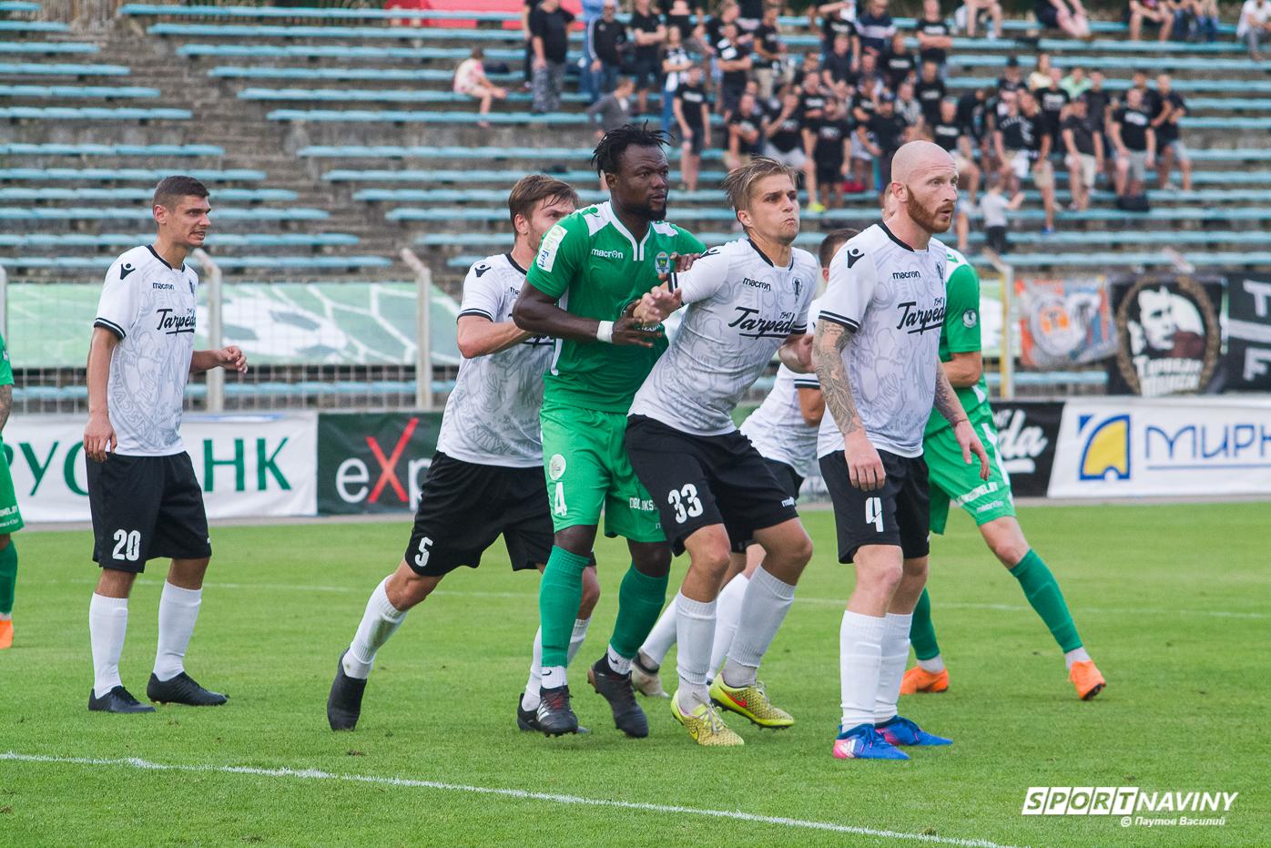 FC Torpedo-Minsk 1:2 FC Gomel. 20/08/2018