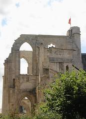 Saint-Wandrille-Rançon - Ruines de l'abbatiale