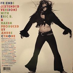 JODY WATLEY:FRIENDS(JACKET B)