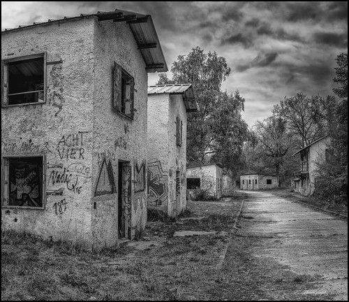 Lost Place Photography - Ghosttown