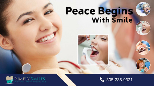 Dental care with expert dentist