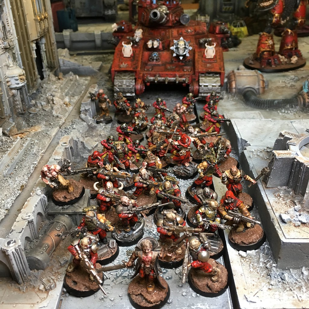 Medal of Colors Assault on Molech Armies-14