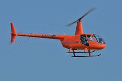 Robinson R44 Raven II N195SH