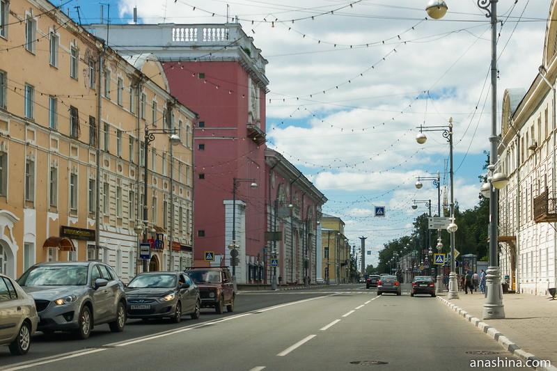 Советская улица, Тверь