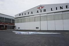 Delta Flight Museum Hangar Atlanta Georgia