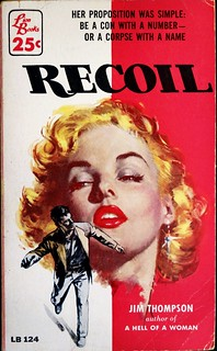 Lion Books LB 124 (Sept., 1956). Second Printing.  Cover Art by Robert Maguire