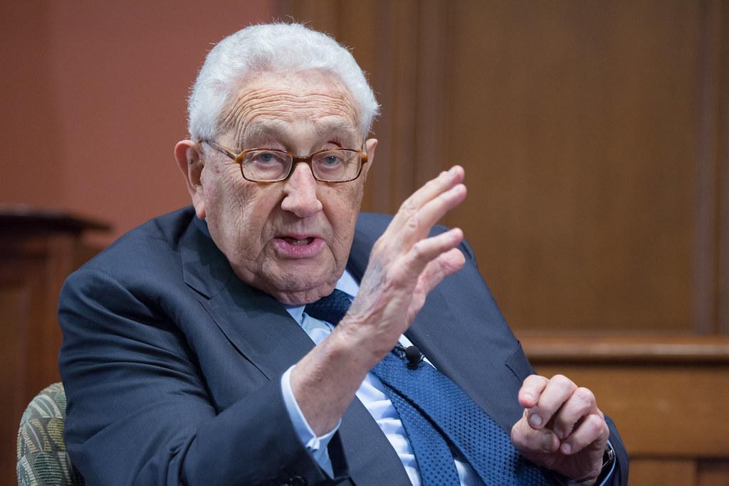 Secretary Henry Kissinger