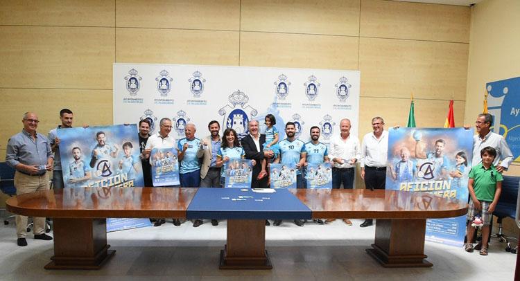 2-RUEDA DE PRENSA PRESENTACIÓN CAMPAÑA DE ABONADOS DEL CLUB BALONMANO CIUDAD DE ALGECIRAS2