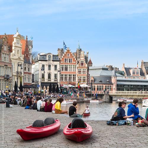City life Ghent (1)
