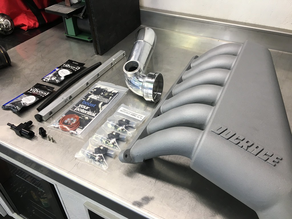 Doc Race Intake Manifold Installation and Dyno Results
