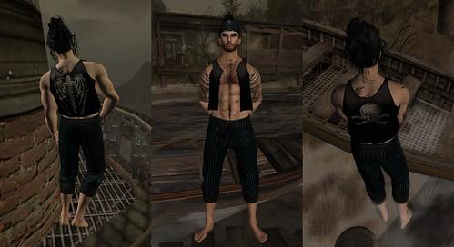 BPd Avast! My Matey Worley *Model wears Gianni body, CATWA bento head & CATWA shape default