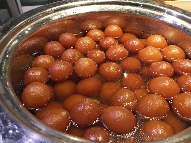 Gulab Jamun - Art of Spice Indian Night