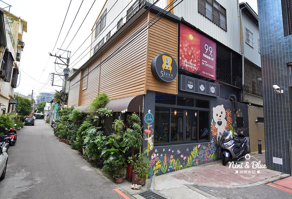 51巷咖啡餐館.大里美食13