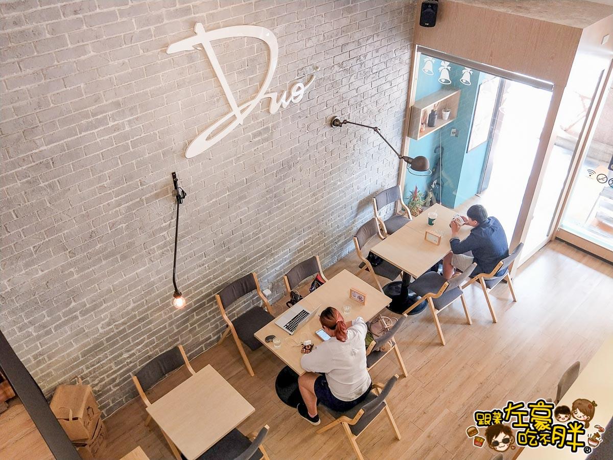Duo cafe河堤咖啡廳-11