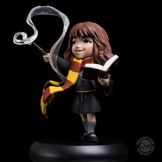 Quantum Mechanix Q-Fig 系列 哈利波特【妙麗的第一個咒語】Hermione's First Spell Q-Fig