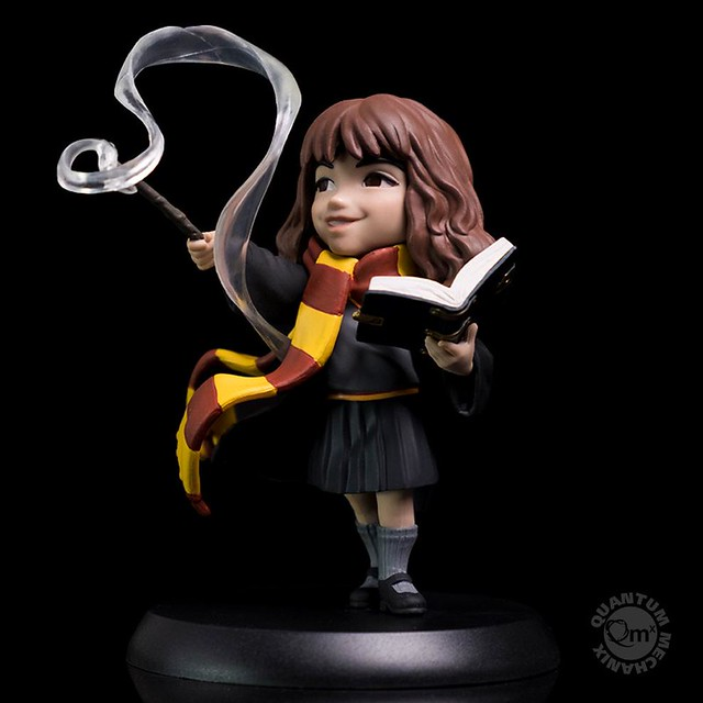 Quantum Mechanix Q-Fig 系列 哈利波特【妙麗的第一個咒語】Hermione's First Spell Q-Fig
