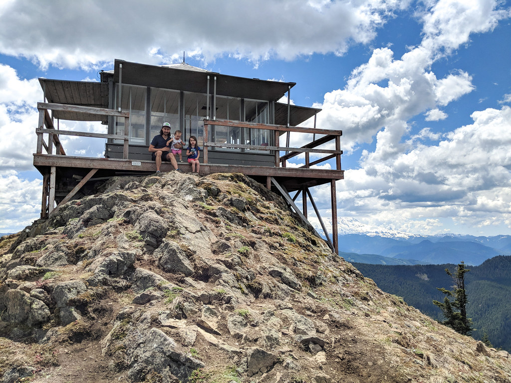 Kelly Butte Father's Day 2018
