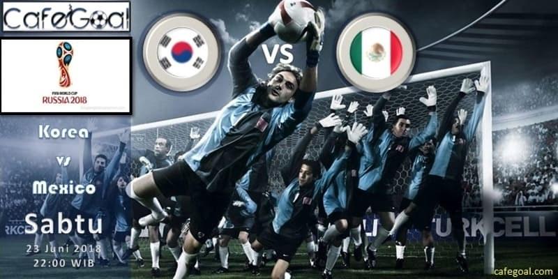 Prediksi Bola Korea Selatan vs Meksiko , Hari Sabtu 23 Juni 2018 – Piala Dunia