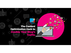 The Content Optimization Hack to Double Your Blog Traffic