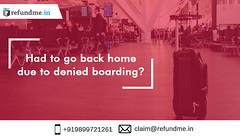 Had to go back home due to denied boarding