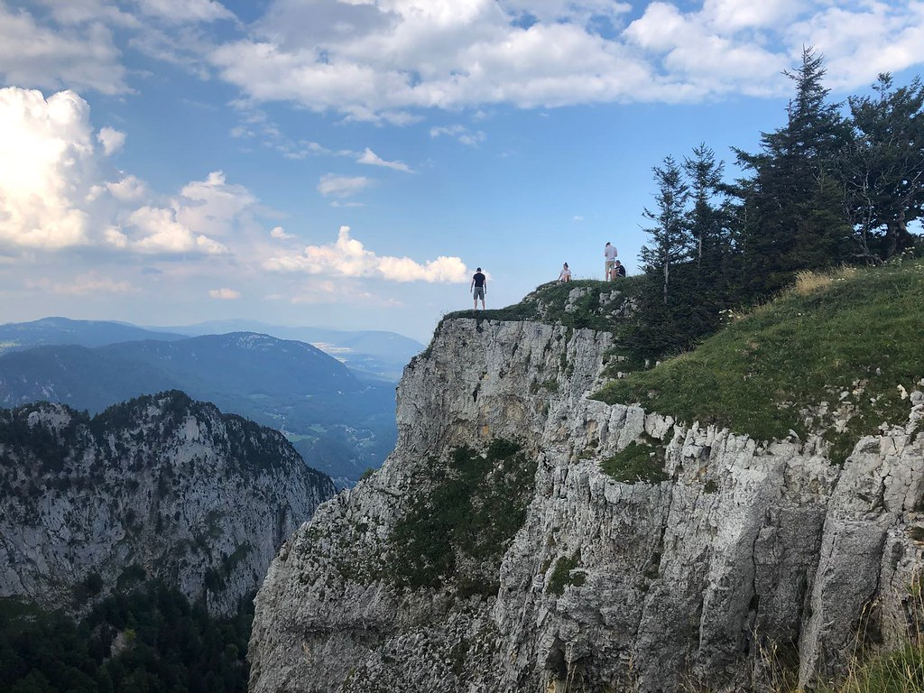 Leiter-Schweizerreise