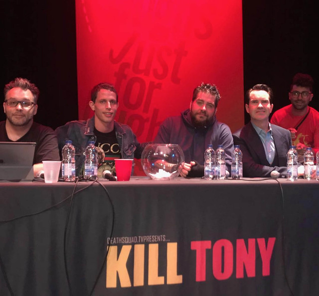 KILL TONY #280 (MONTREAL)