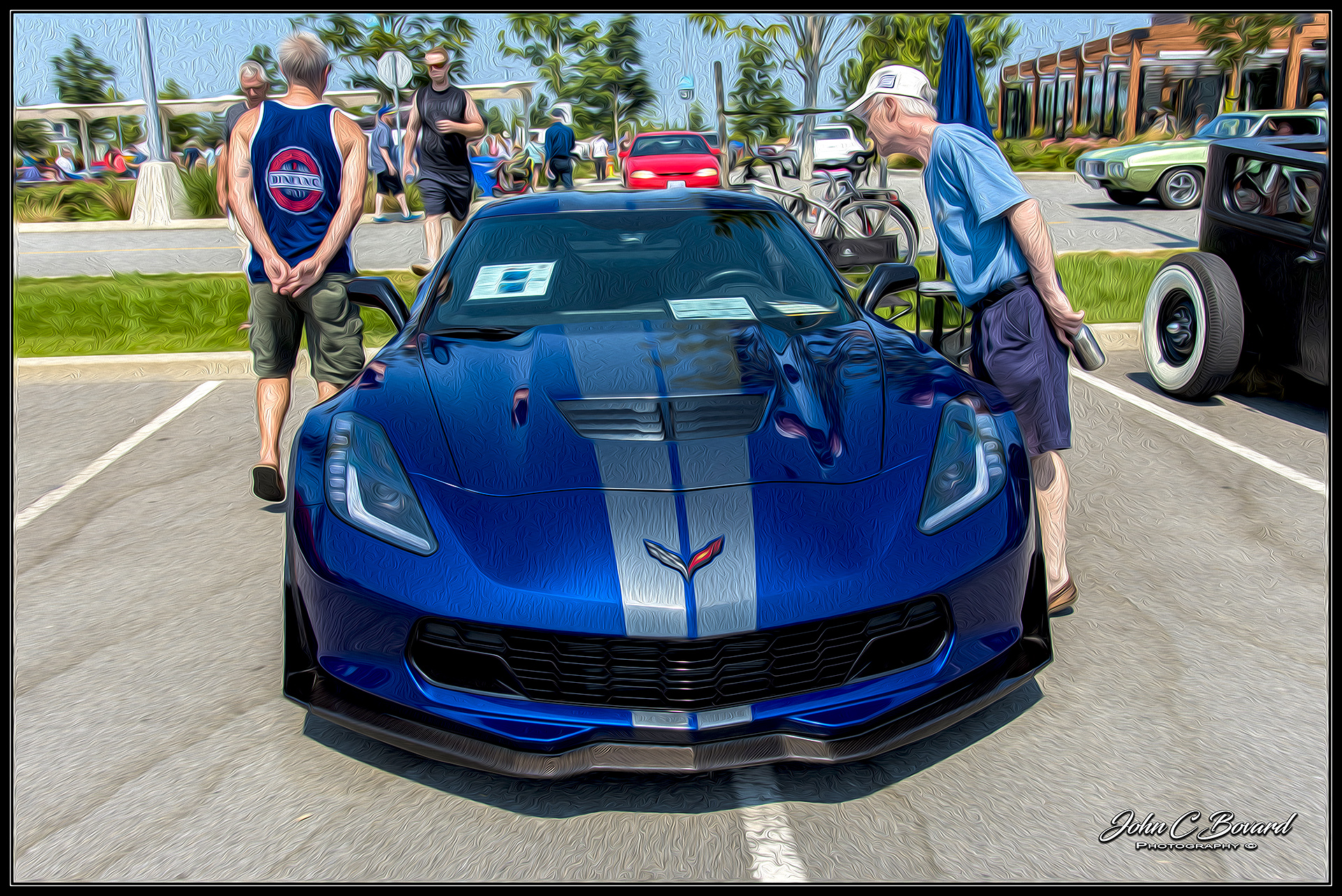 Pacific Northwest Show Camaros Corvettes ZVettecom - Car shows in washington state