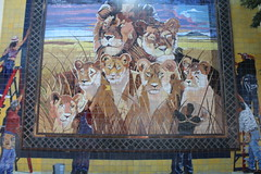 San Antonio - Downtown: Chapa Lion