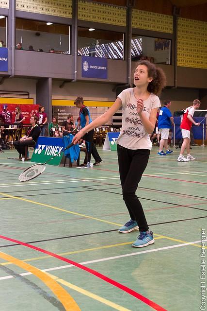 Badminton - National Games 2018