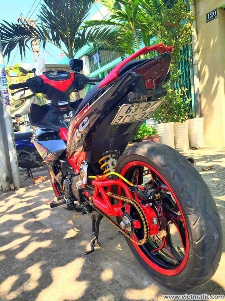 Độ xe Yamaha Exciter 150