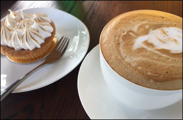 Coffee and Cake at Bukit Cuppa