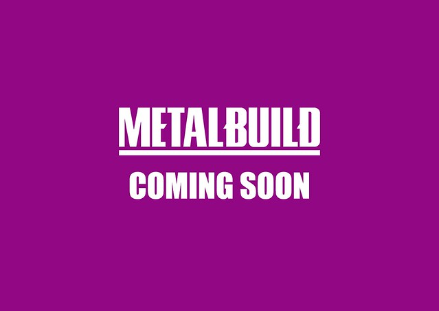 METAL BUILD 神秘新作預告,《新世紀福音戰士》EVA 初號機即將公開!?