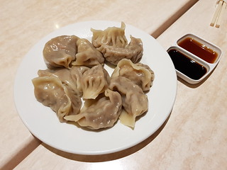 Dumplings at Tea Master