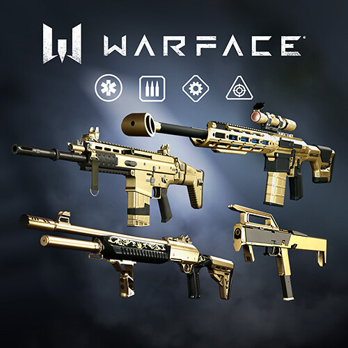 Warface: Collector's Early Access pack