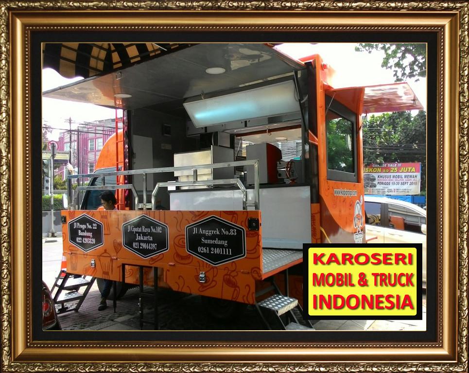 Karoseri Food Truck