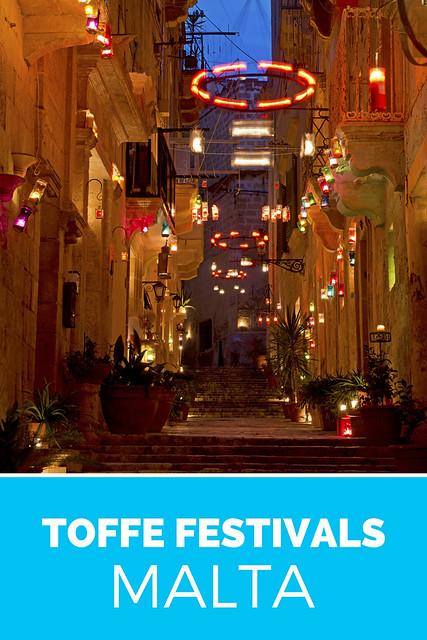 Festivals op Malta: bekijk de leukste festivals op Malta, deze festivals wil je niet missen | Malta & Gozo