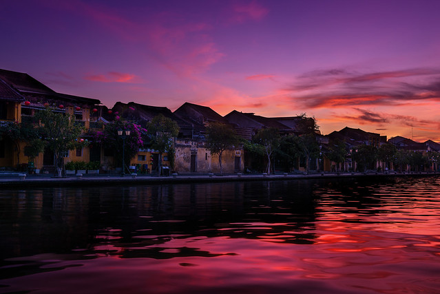 Dawn in Hoi An #4