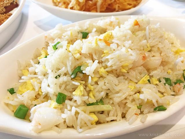 Egg Fried Rice from Long Yin