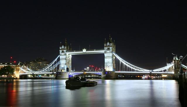 Tower Bridge . London. UK, Canon EOS 5D MARK III, Canon EF 16-35mm f/2.8L II