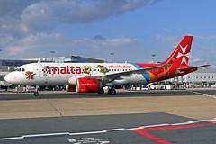 Air Malta Airbus A320-251N 9H-NEO FRA 14-08-18