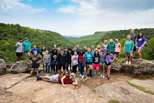 2018 Freshmen Leadership Experience | 8/17/18