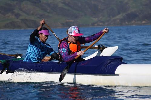Hoe Tonga Series Race 2 - 2018